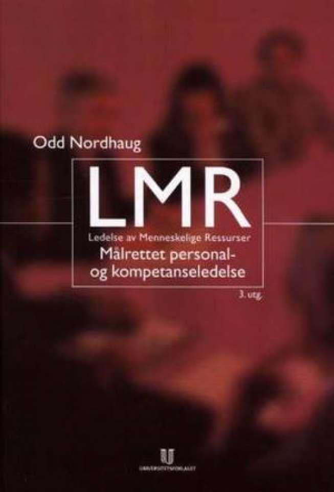 LMR - Ledelse av menneskelige ressurser