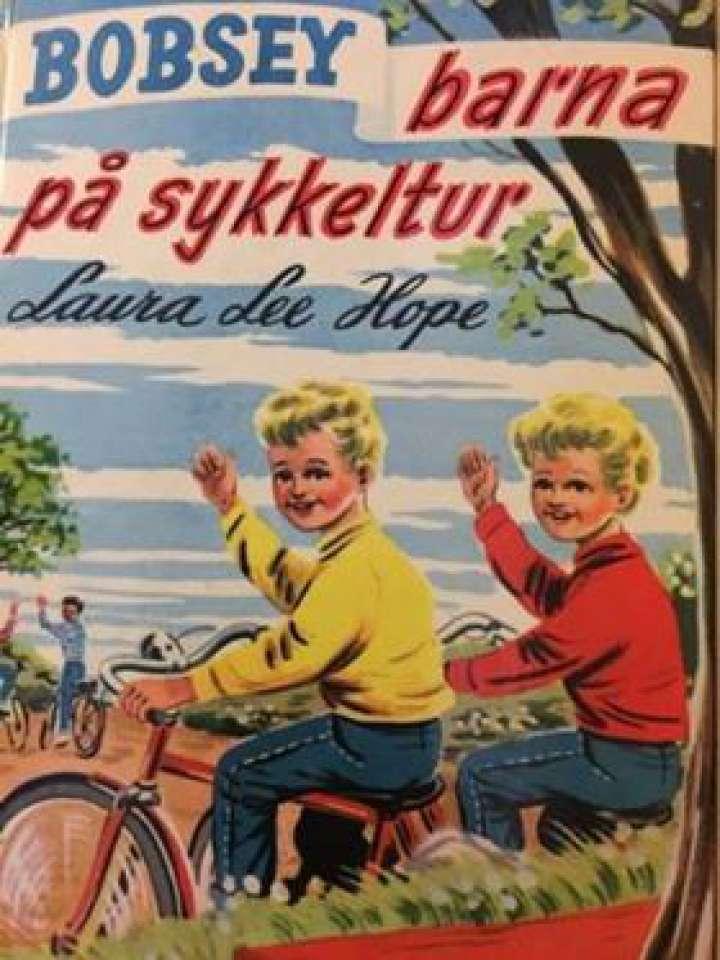 Bobsey-barna på sykkeltur