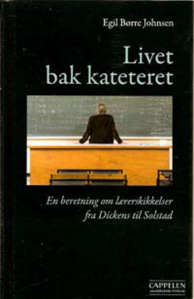 Livet bak kateteret - En beretning om lærerskikkelser fra Dickens til Solstad