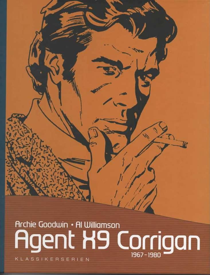 Agent X9 Corrigan