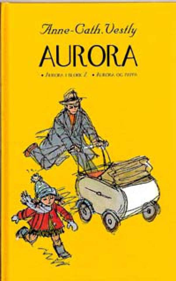 Aurora: Aurora i bloo Z - Aurora og pappa