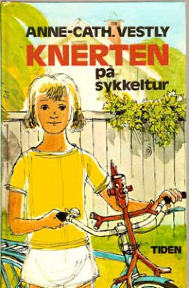 Knerten på sykkeltur - 1.utgave.