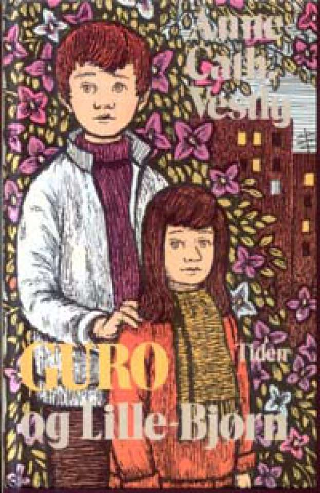 Guro og Lille-Bjørn - 1.utgave.
