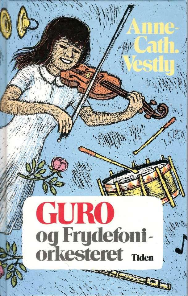 Guro og Frydefoniorkesteret - 1.utgave.