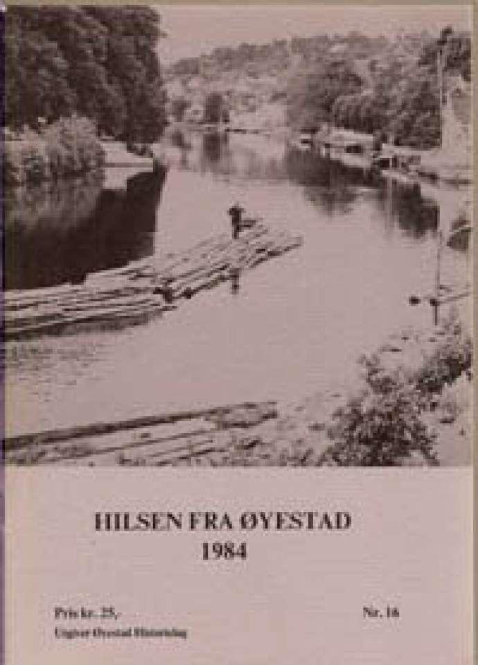 Hilsen fra Øyestad nr.16 - 1984
