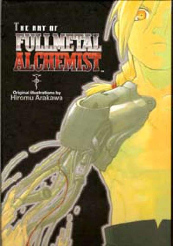 The Art of Fullmetal Alchemist 1