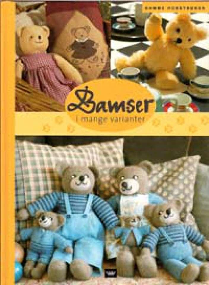 Bamser i mange varianter - Damms hobbybøker