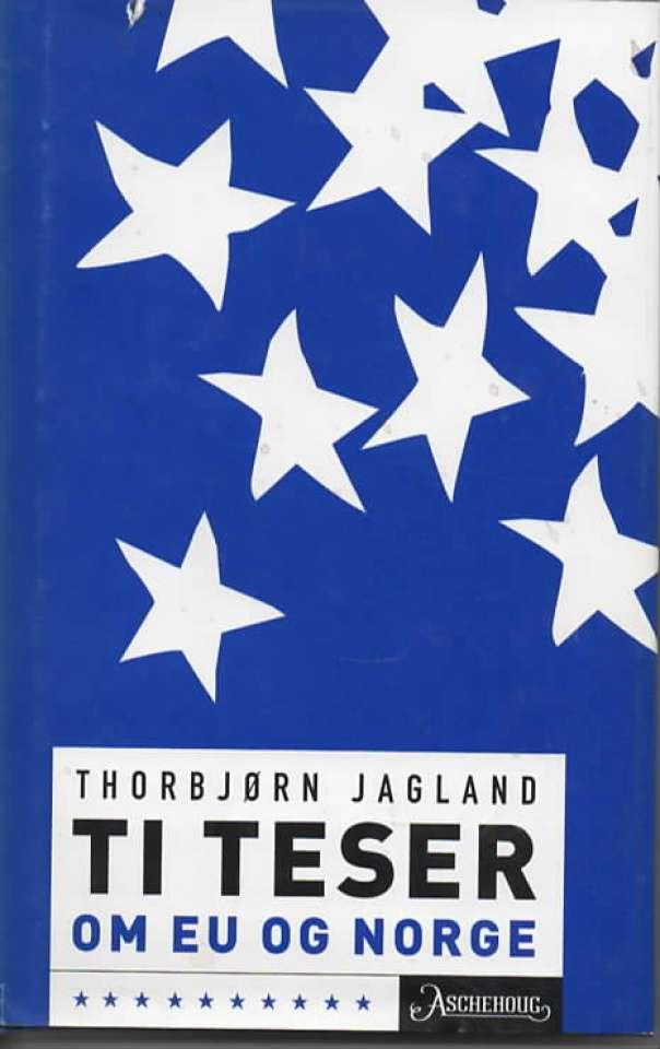 Ti teser om EU og Norge