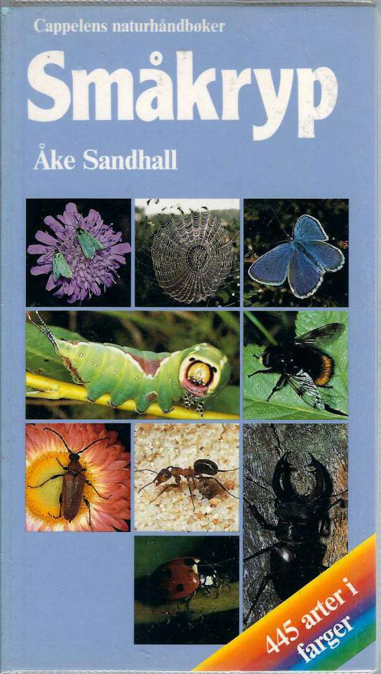 Småkryp - Cappelens naturhåndbøker