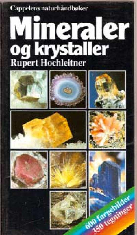 Mineraler og krystaller - Cappelens naturhåndbøker