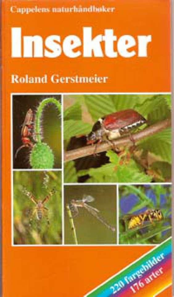 Insekter - Cappelens naturhåndbøker