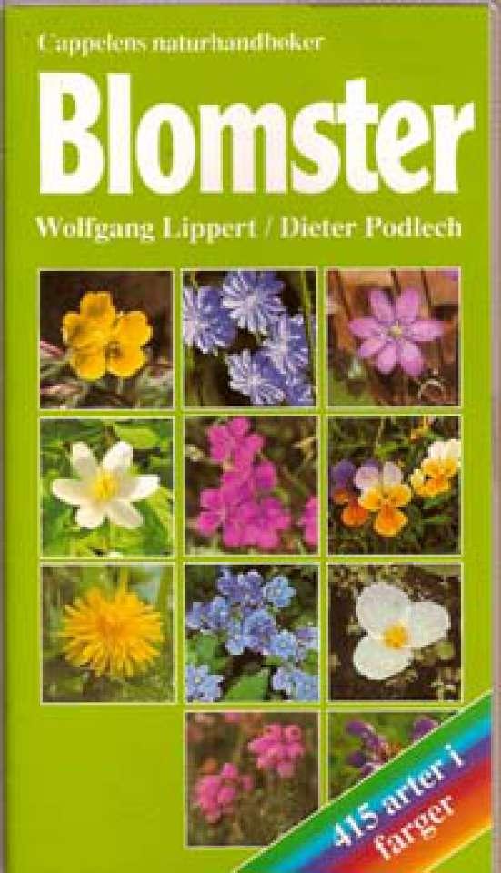 Blomster - Cappelens naturhåndbøker