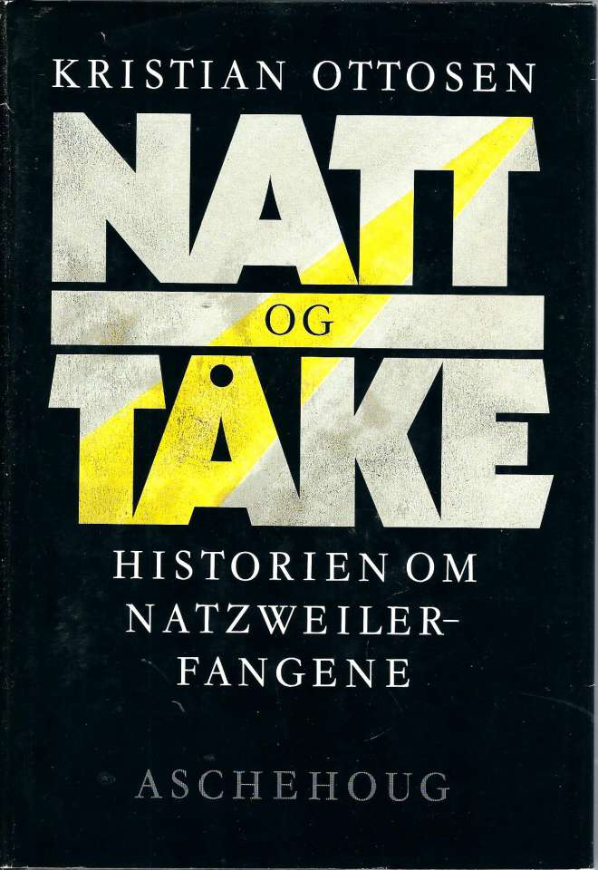 Natt og tåke - Historien om Natzweiler-fangene