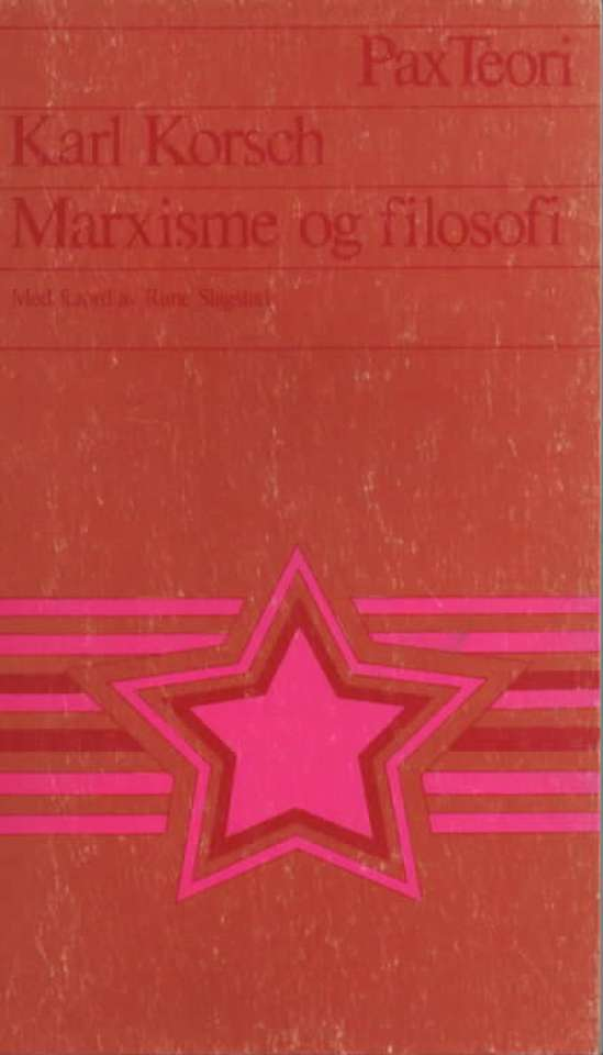 Marxisme og filosofi