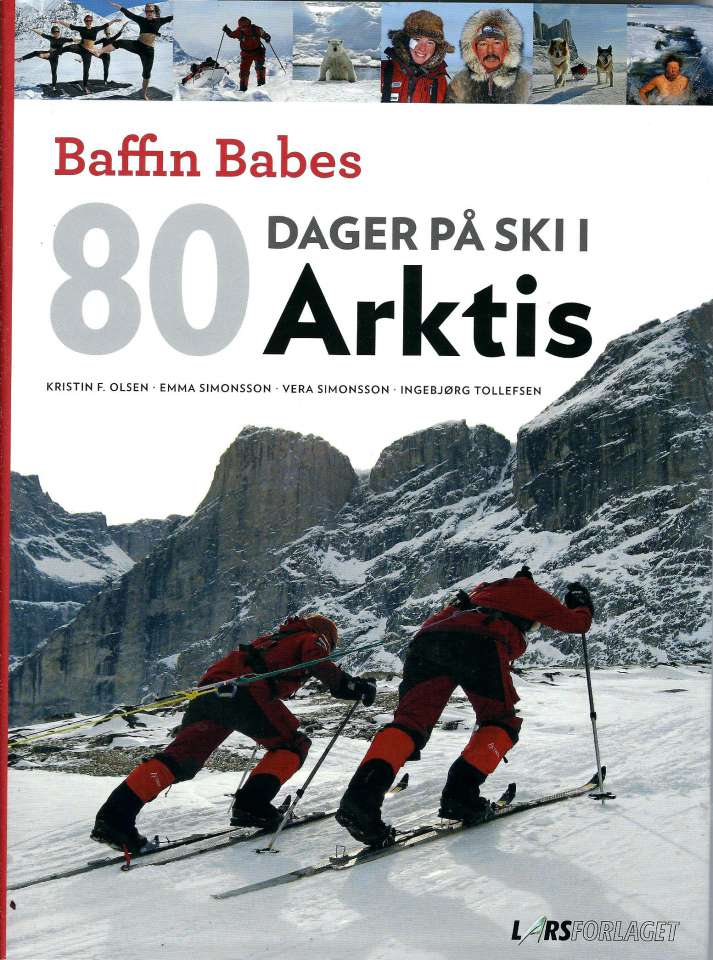 80 dager på ski i Arktis - Baffin Babes