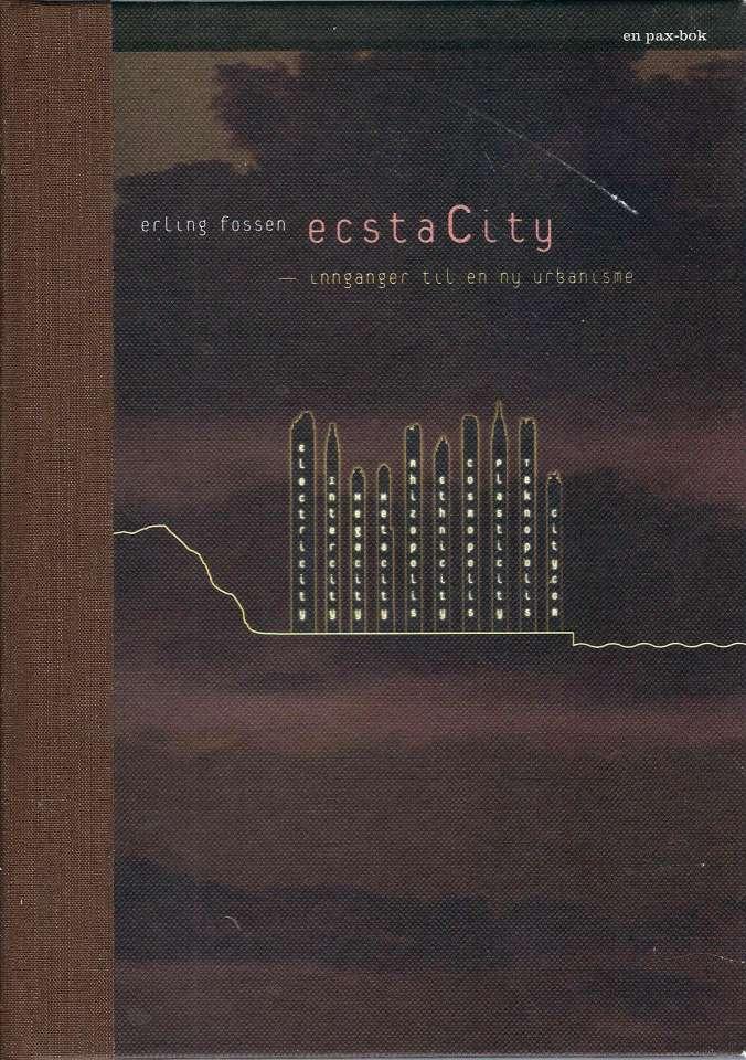 EcstaCity - Innganger til en ny urbanisme
