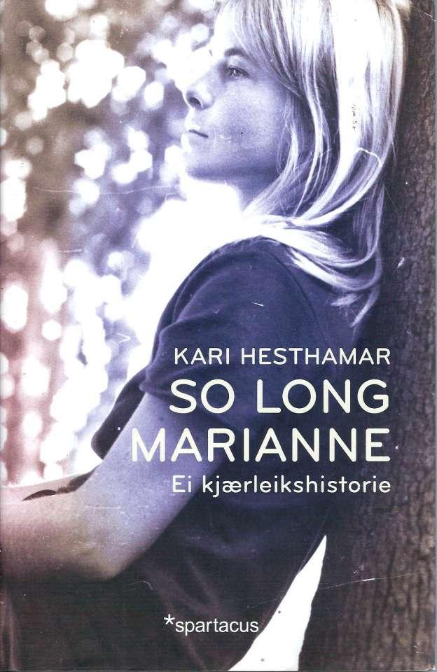 So long, Marianne - Ei kjærleikhistorie
