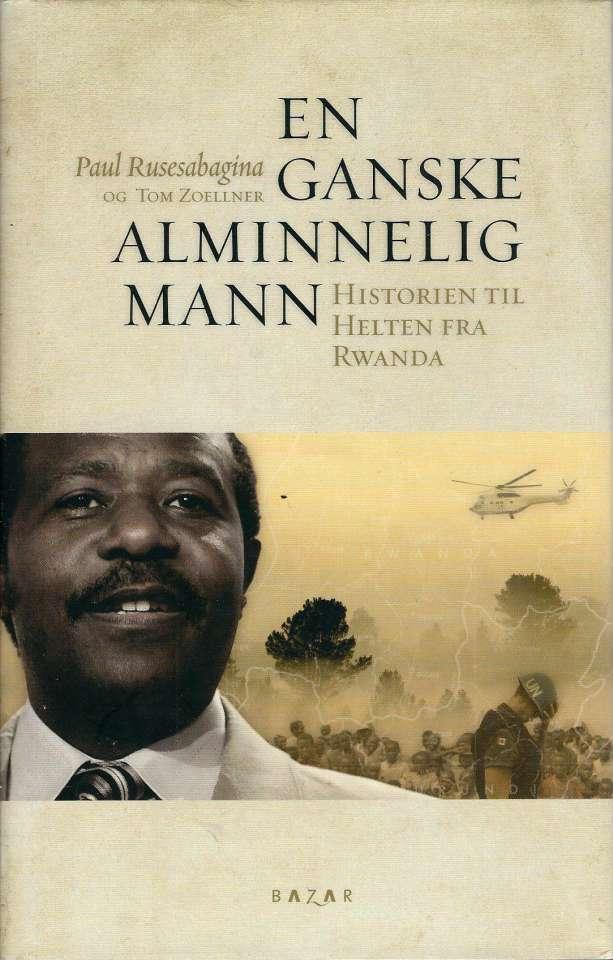 En ganske alminnelig mann - Historien til Helten fra Rwanda