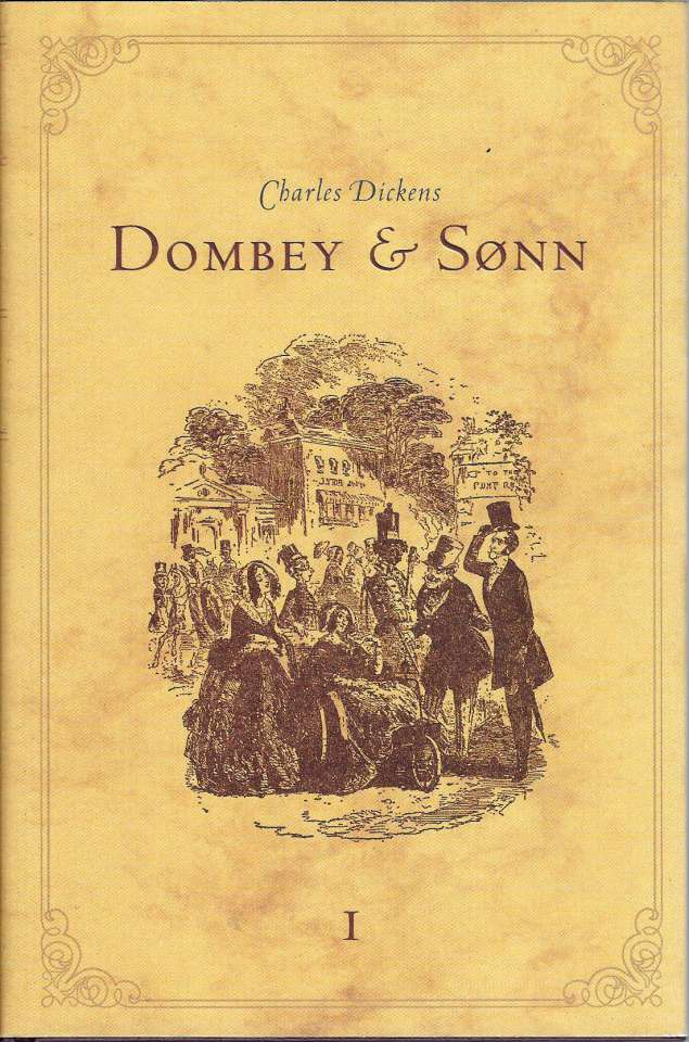 Dombey & Sønn - Bind I-II