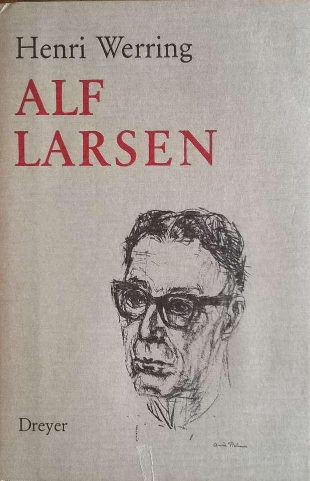 Alf Larsen En dikters livsløp