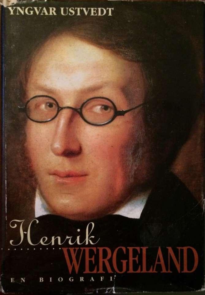 Henrik Wergeland en biografi