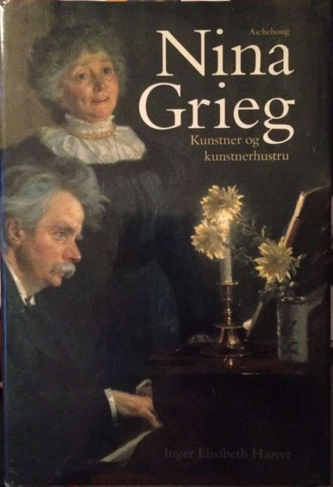 Nina Grieg Kunstner og kunstnerhustru