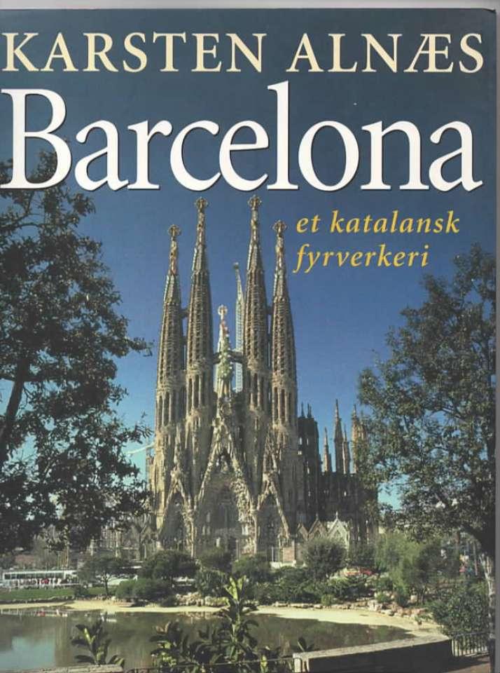 Barcelona- et katalansk fyrverkeri