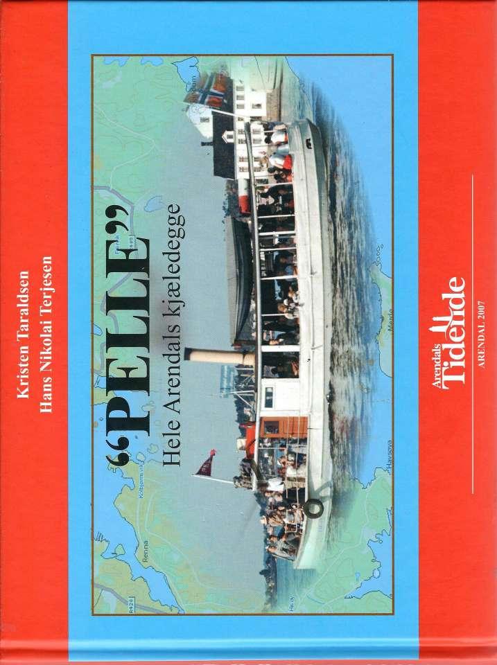 'Pelle' - Hele Arendals kjæledegge