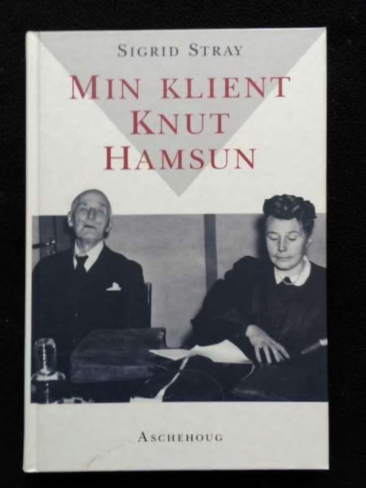 Min klient Knut Hamsun