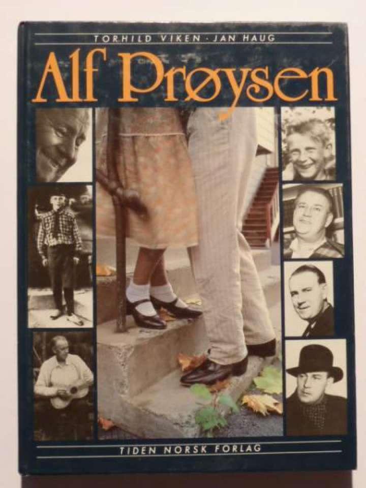 Alf Prøysen et portrett i tekst og bilder