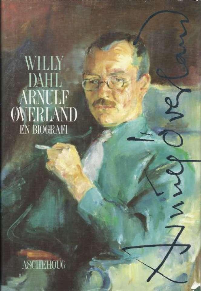 Arnulf Øverland en biografi