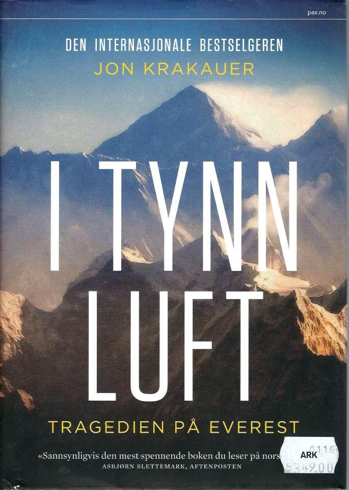 I tynn luft - Tragedien på Everest