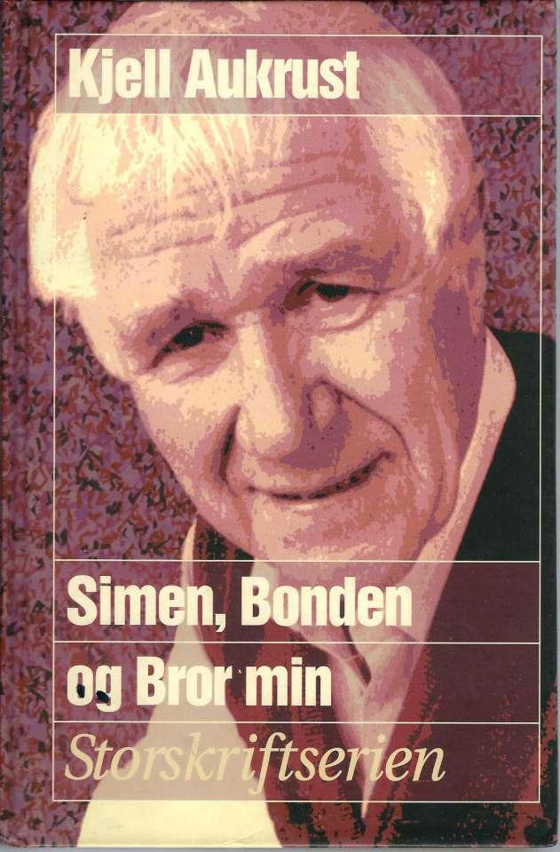 Simen, Bonden og Bror min - Storskriftserien