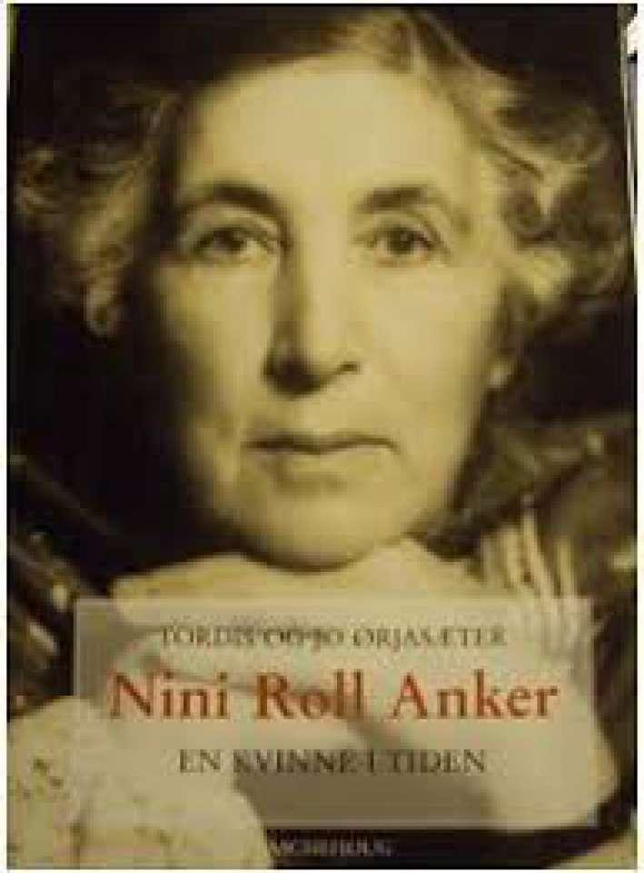 Nini Roll Anker En kvinne i tiden