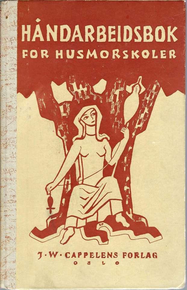 Håndarbeidsbok for husmorskoler