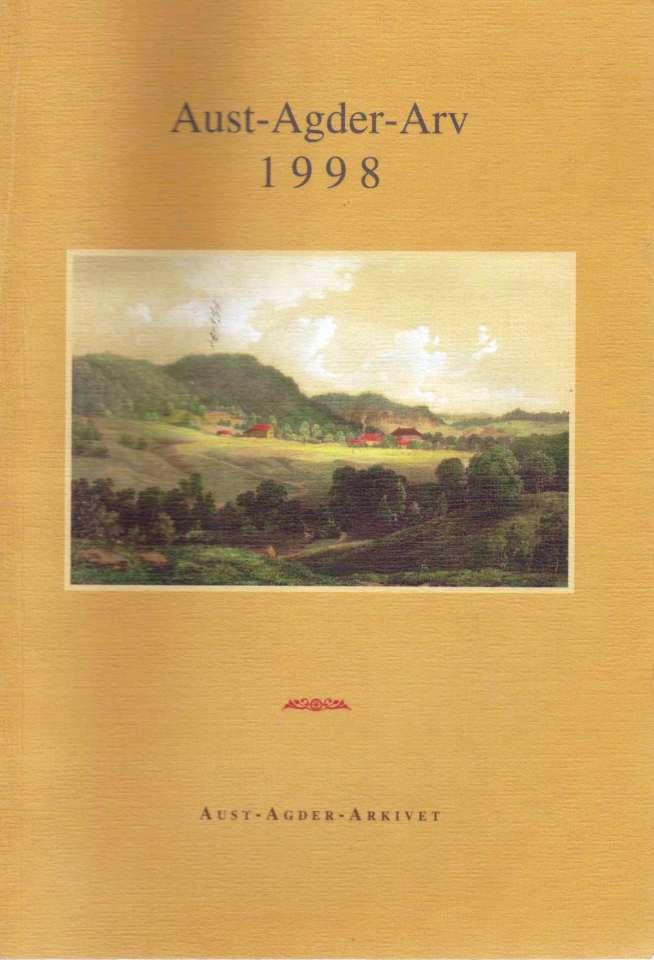 Aust-Agder-Arv 1998