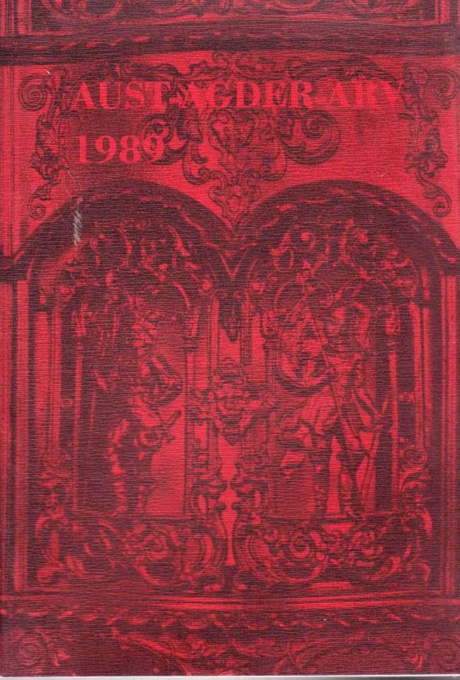 Aust-Agder Arv 1989