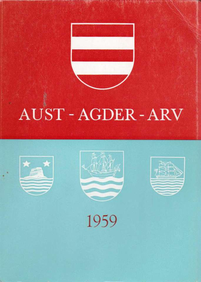 Aust-Agder Arv 1959