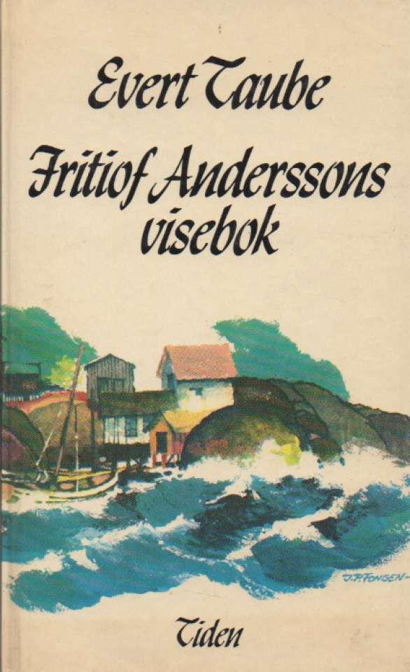 Fritiof Anderssons visebok