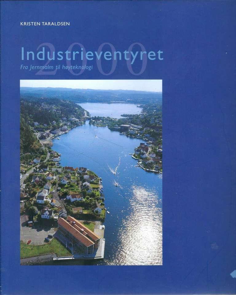 Industrieventyret - Fra Jernmalm til høyteknologi