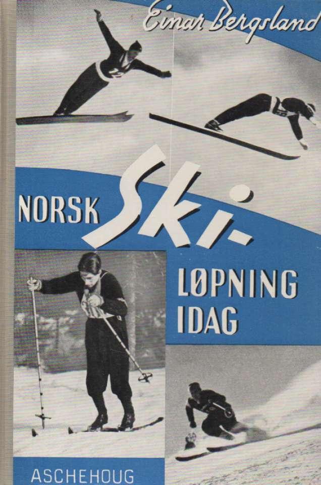 Norsk skiløpning i dag