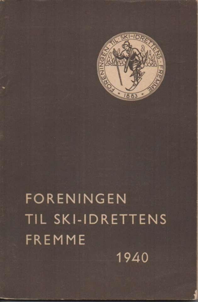 Foreningen til Ski-idrettens fremme 1940