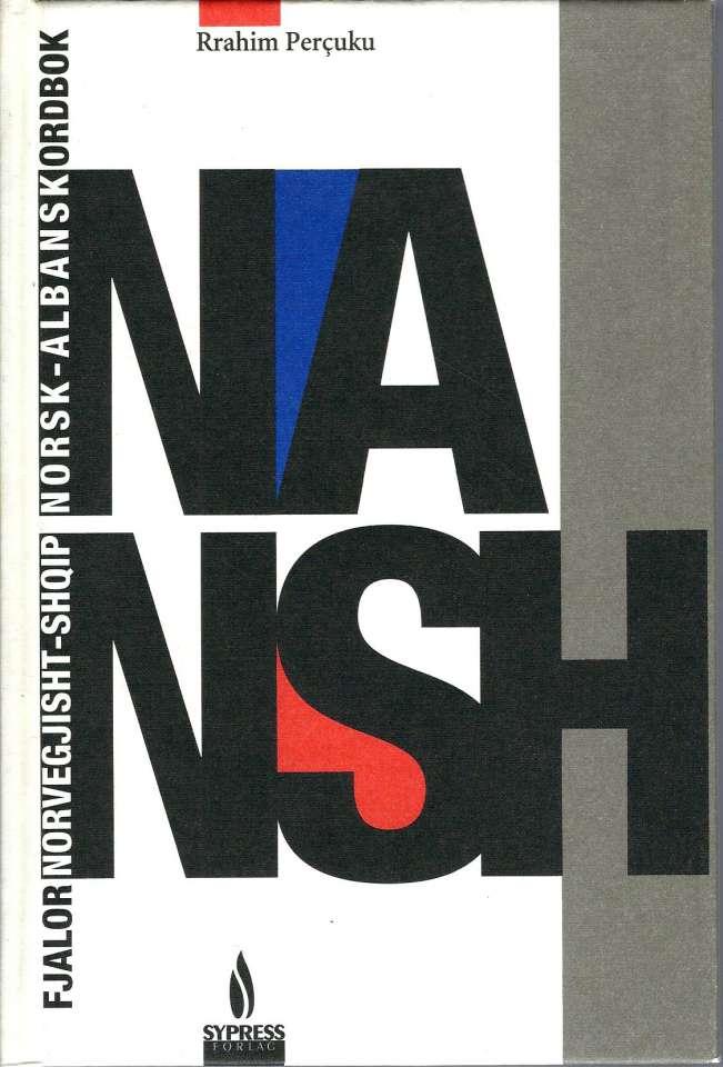 Norsk-Albansk ordbok - Norvegjisht-Shqip fjalor