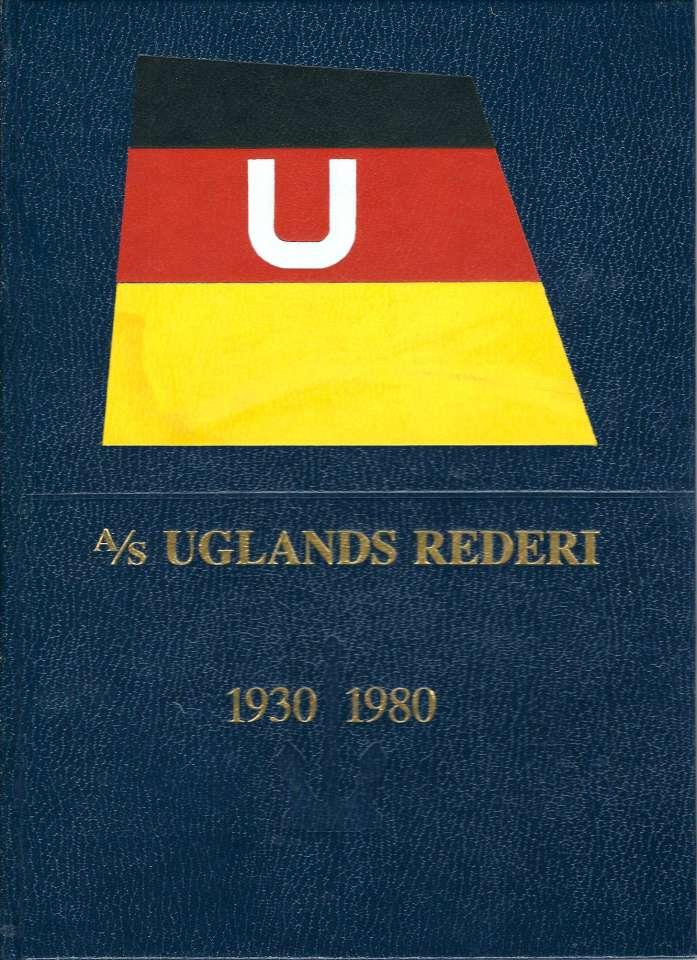 A/S Uglands rederi 1930-1980