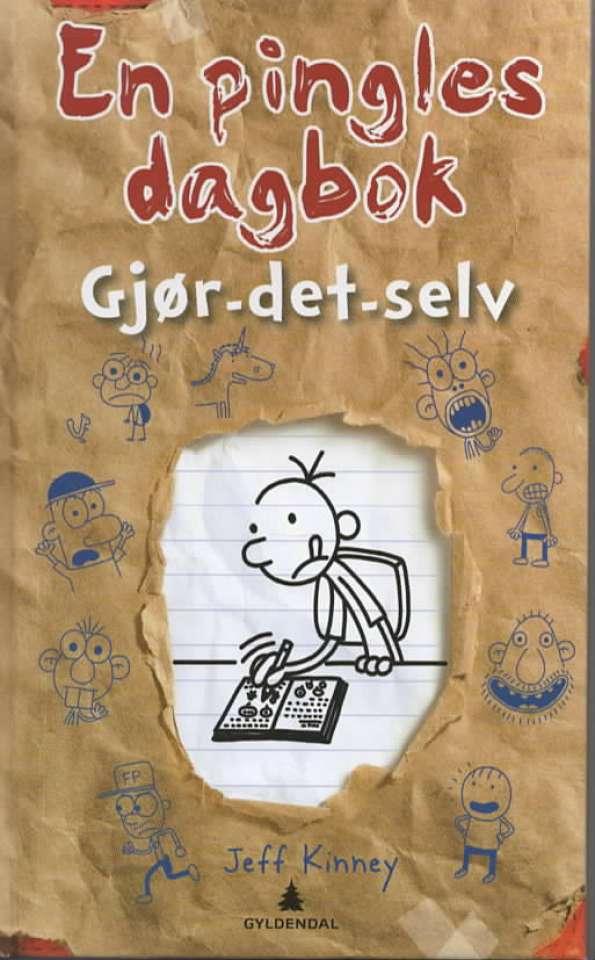 En pingles dagbok – Gjør det selv