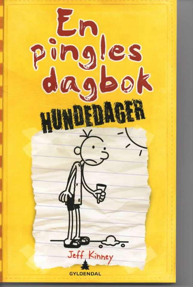 En pingles dagbok – Hundedager
