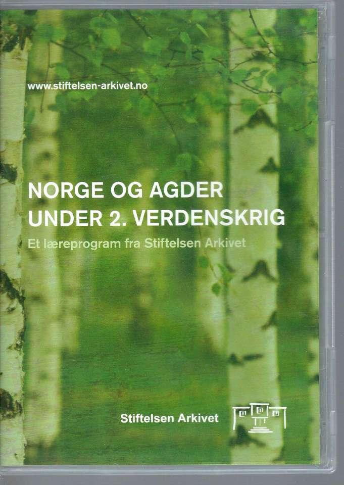Norge og Agder under 2.verdenskrig - CD
