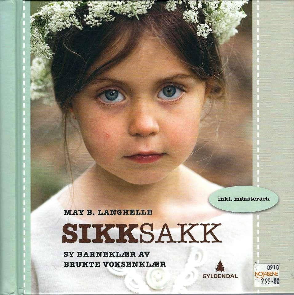 Sikksakk - Sy barneklær av brukte voksenklær