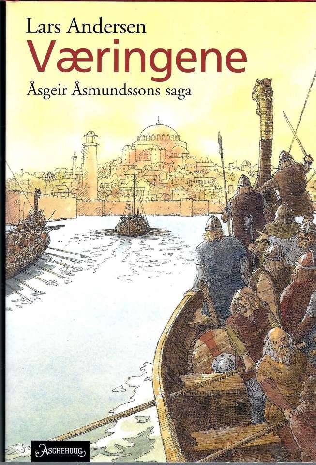 Væringene - Åsgeir Åsmudssons saga