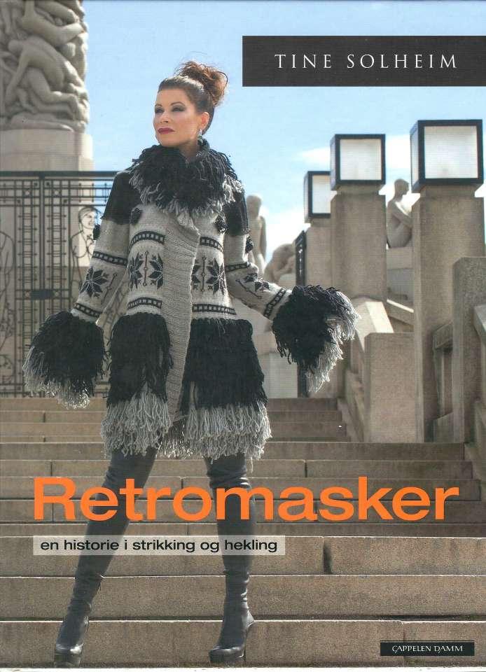 Retromasker - En historie i strikking og hekling